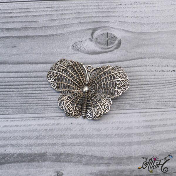 Pillangó medál - nagy 3