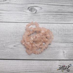 Ásványfüzér – rózsakvarc