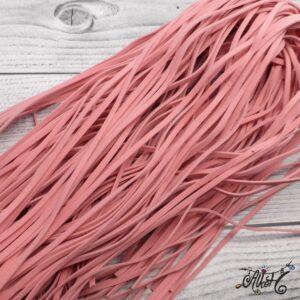 Velúr hatású szál – rózsaszín