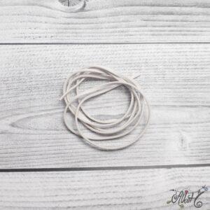 Velúr hatású szál – fehér