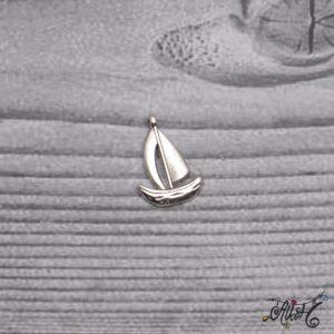 Hajó fityegő, medál