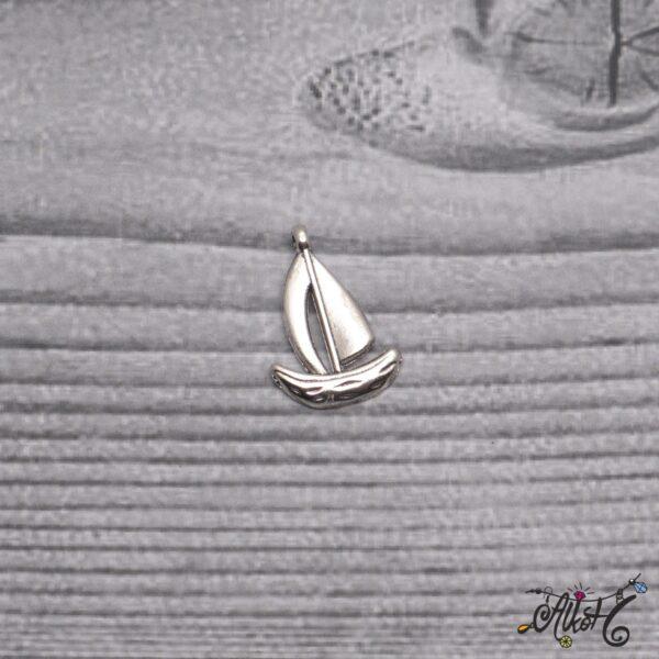 Hajó fityegő, medál 3