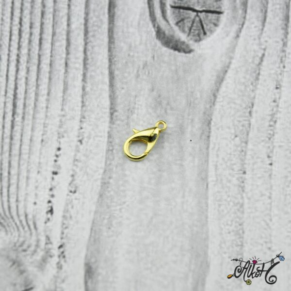 Delfinkapocs - arany szín 4