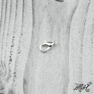 Delfinkapocs – ezüst szín