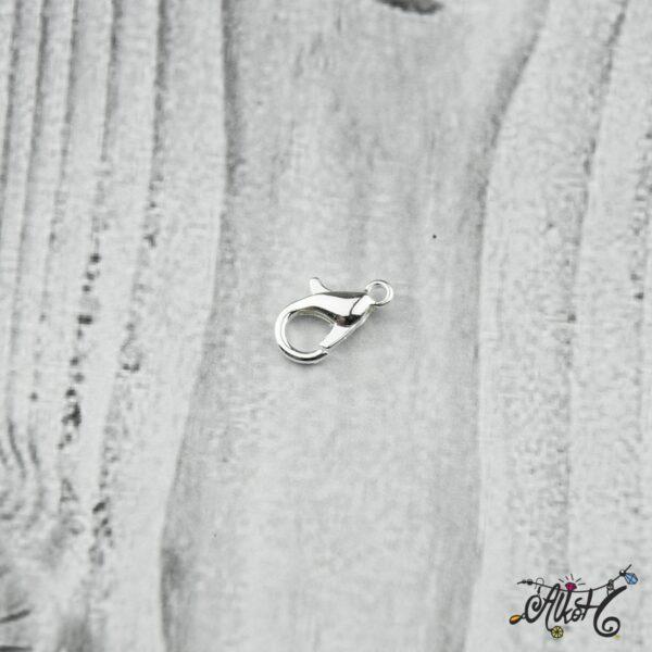 Delfinkapocs - ezüst szín 4