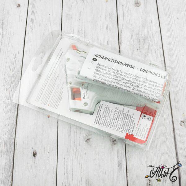 Alacsony hőmérsékletű ragasztópisztoly, csomagban 3