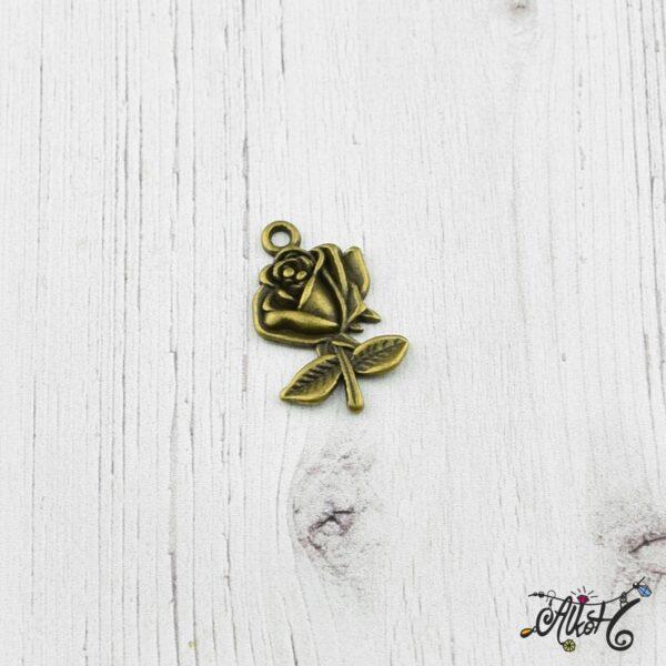 rozsa-virag-antikbronz-fityego-medal