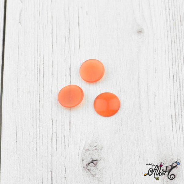 Üveglencse, 12 mm - piros 1