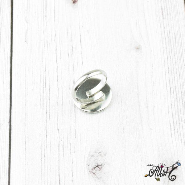 Orvosi fém gyűrű alap (18mm) 3