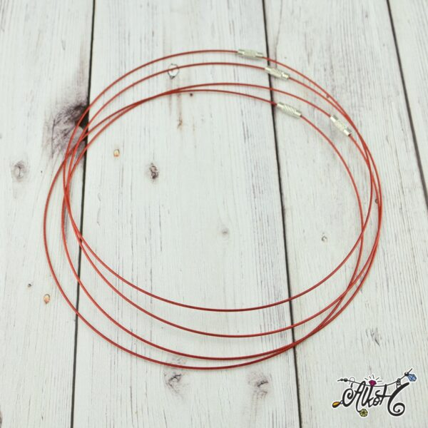sodrony-nyaklanc-alap-piros