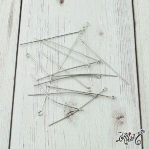 Hurkos szerelőpálca – nemesacél, 5 cm (10 db)
