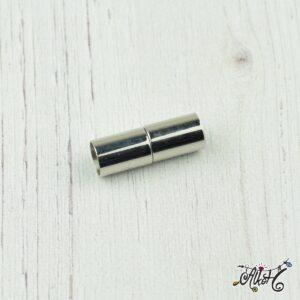 Orvosi fém mágneses csőkapocs, végzáró