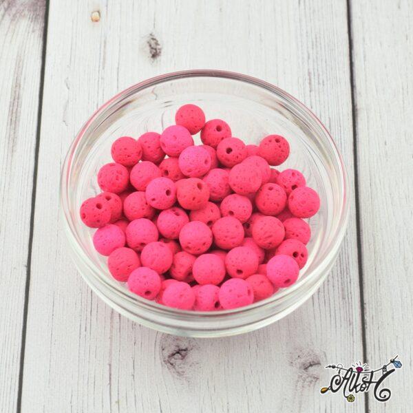 pink-lavagyongy-8mm-rozsaszin