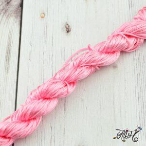 Selyemfényű zsinór – rózsaszín